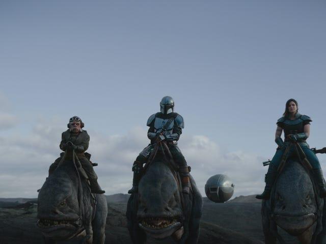 Disney şimdiden Mandaloryan'ın üçüncü sezonunda çalışıyor