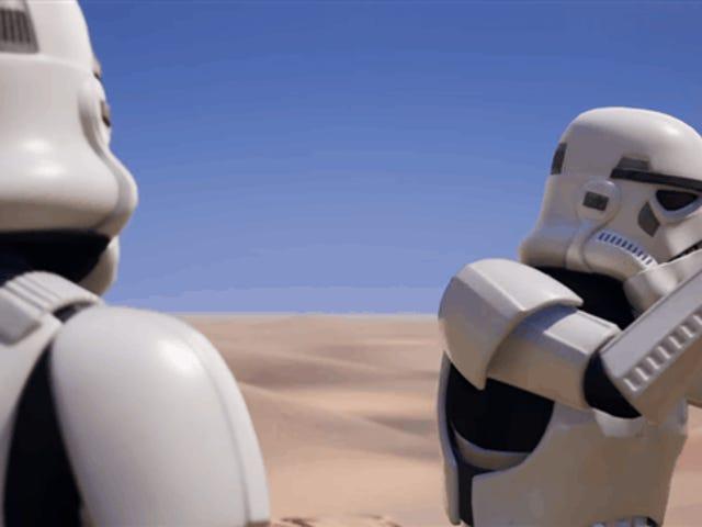 Star Wars Is Now In Fortnite
