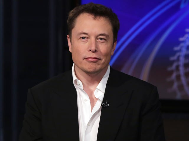 Elon Musk Confirms He Was at a Sex Party And Didn't Even Know It