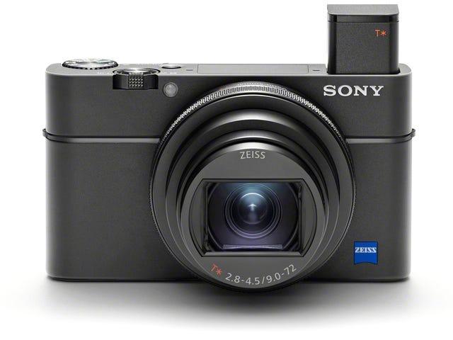 La RX100 VII de Sony es finalmente una pequeña potencia de filmación de video