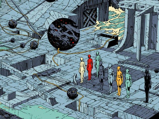 Perdez-vous dans ce magnifique paysage de science-fiction de Kilian Eng
