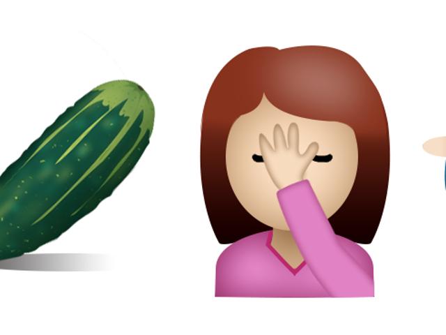 Bacon, selfies y patatas: así oğlu los 38 nuevos emoji que llegan tr 2016