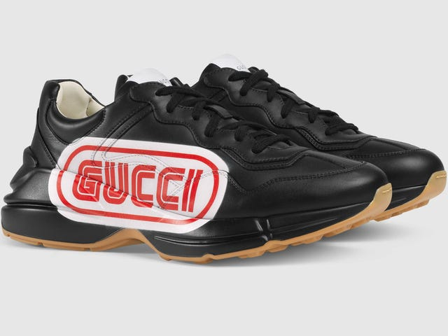 Gucci Is Here For The 1990s Console War Veterans