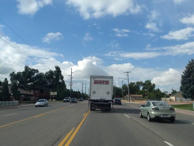 Dat truck[ing]