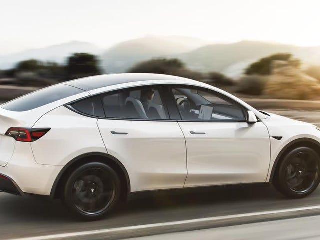 El Tesla Model Y se enviará mucho antes de lo esperado con más alcance