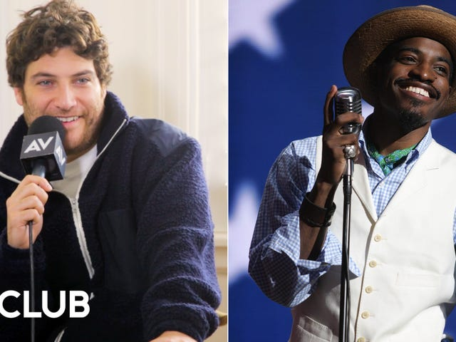 Aquemini or The Score?: We made Adam Pally make some tough choices