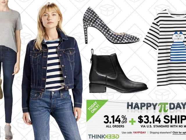 Today's Best Lifestyle Deals: Cole Haan, ThinkGeek, Uniqlo, Levi's, and More