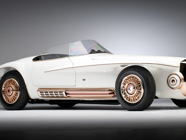 If I Had $700,000 I Definitely Would Have Bought The 1965 Mercer-Cobra Roadster