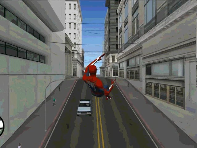 Ein Modder hat Jahre damit verbracht, GTA San Andreas mit Spider-Man auszustatten