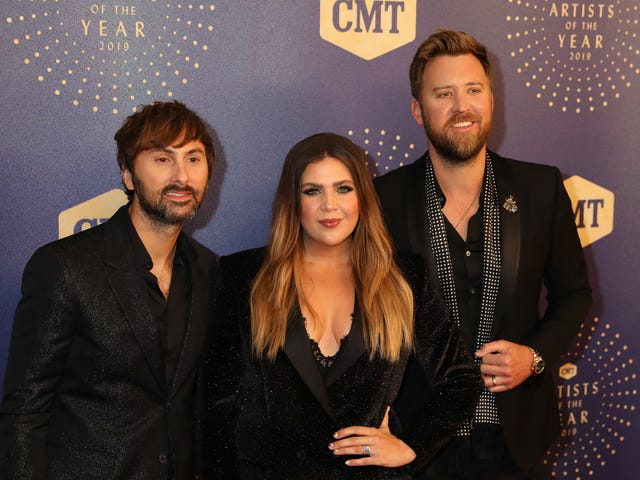 Former Lady Antebellum now suing soul singer Lady A over her name