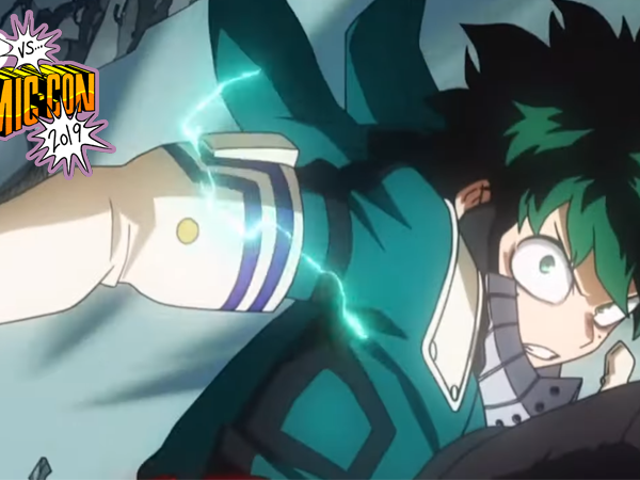 A New Age of Heroes and Villains Begins in the First English-Dub Trailer for My Hero Academia Season 4