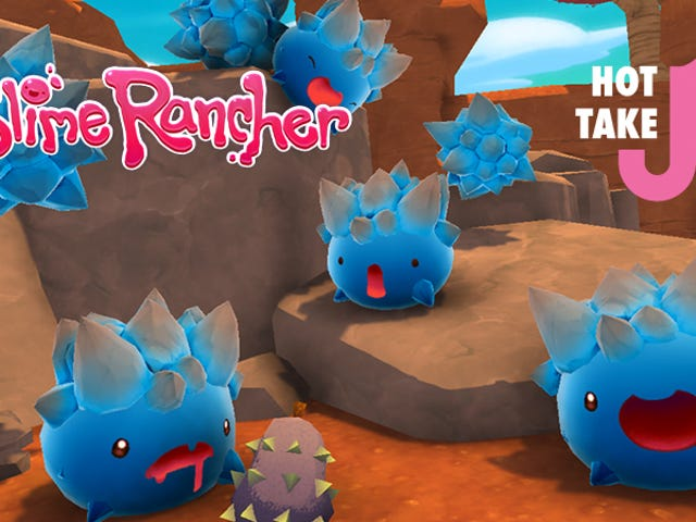Hot Take: Slime Rancher (PC)