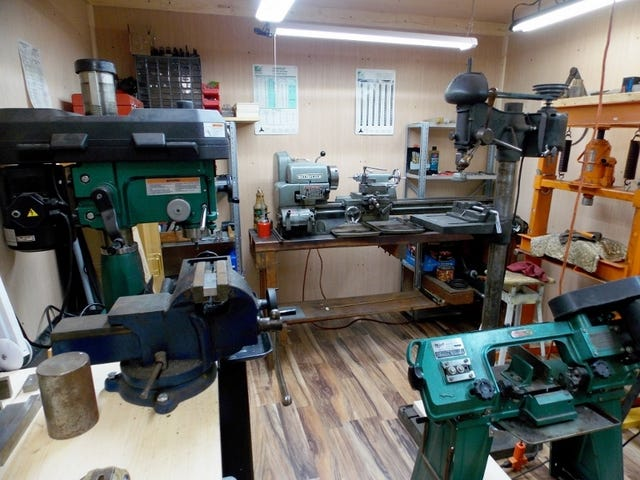 The New Machine Shop