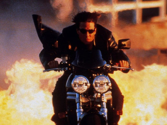 Get Your Mission: Impossible 2 Takes Ready