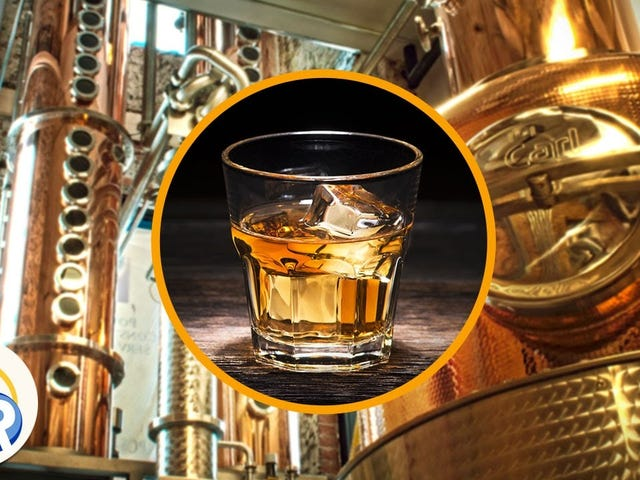 Mansplain Happy Hour With This Video On the Science of Whiskey