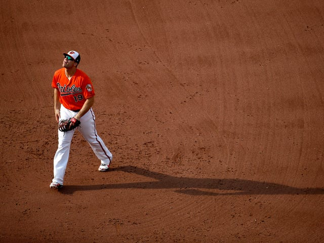 Are The Orioles Going To Let Chris Davis Have The Worst Season Ever?