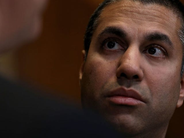 Senators Set Deadline for Ajit Pai's FCC to Open Up About Its DDoS Attack Claims