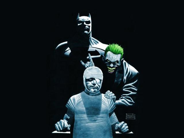 The Main Character In Paul Dini's New Batman Graphic Novel Is Paul Dini Himself