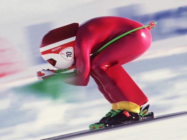 Bring Back Speed Skiing