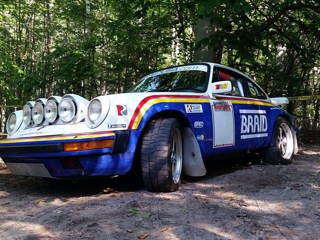 Braid Porsche