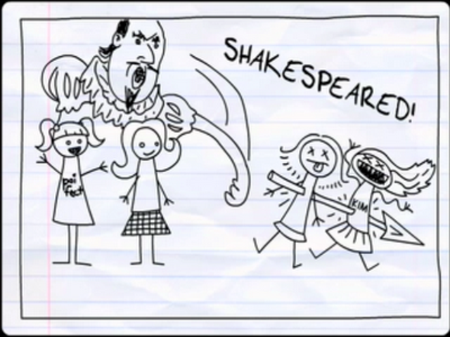TAY Time Chat - Shakespeare'd