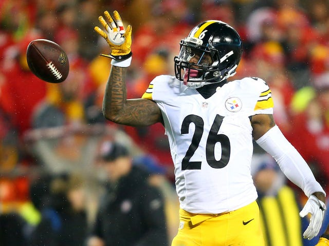 What Options Do The Steelers Have With Le'Veon Bell?