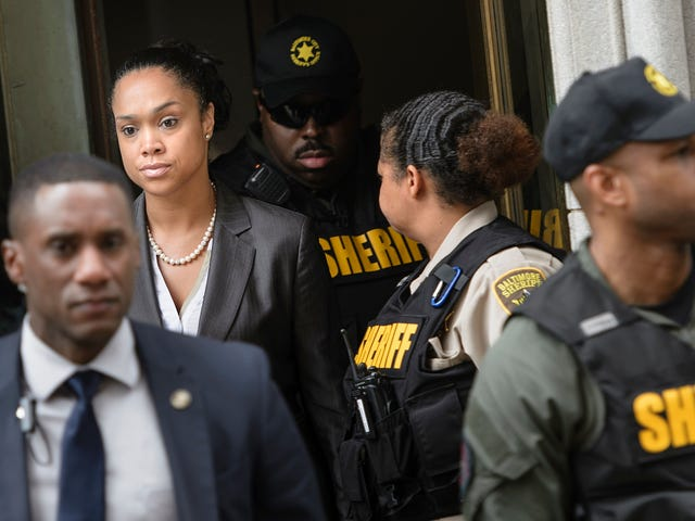 If Critics Think Death Threats Will Stop Baltimore's Marilyn Mosby, They Don't Know Mosby