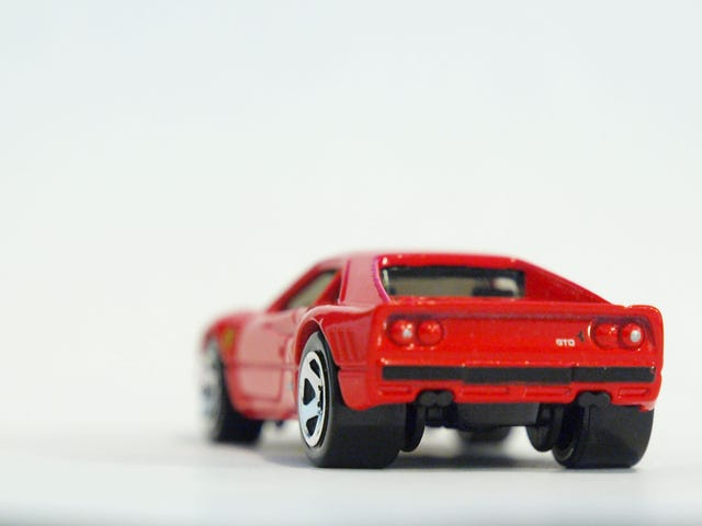 LaLD 101: Diecast Photography