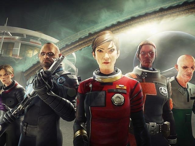 Prey's DLC Is Called Mooncrash, 'Infinitely Replayable'