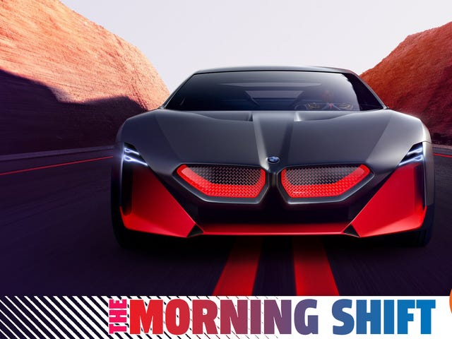 Chuyển đổi chậm sang EVs là những gì BMW khởi động: Báo cáo