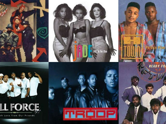 10 Most Unsung New Jack Swing Groups