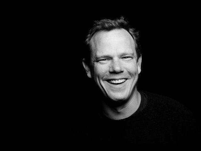 HE SMILES! : (OUR DEAR JOHN)