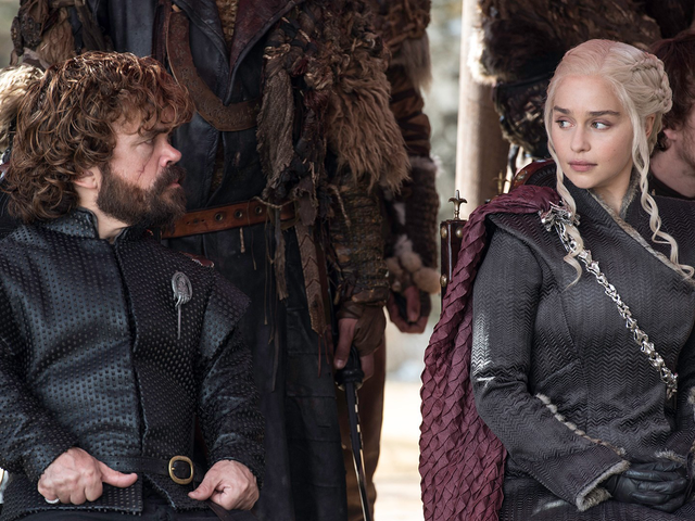 Peter Dinklage Says Tyrion Has the Hots for the Mother of Dragons