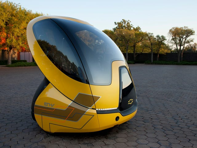 When Will Automakers Finally Produce A Pod Car For The People And Make My Dreams Come True