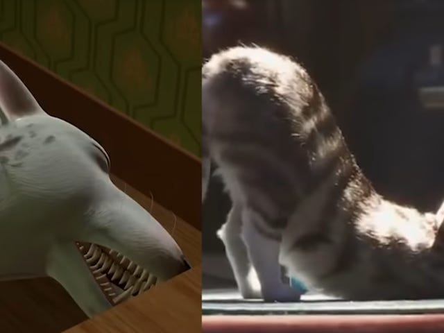 Pour one out for creepy '90s CGI and watch how Pixar's animation has evolved over the last 24 years