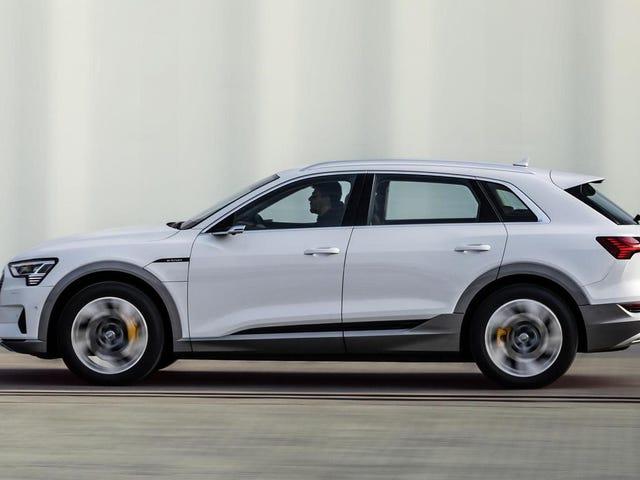 Necesitamos más autos eléctricos de nivel de entrada como el 2020 E-Tron 50 Quattro