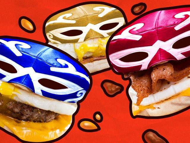 A taste test to crown the chain breakfast sandwich champion