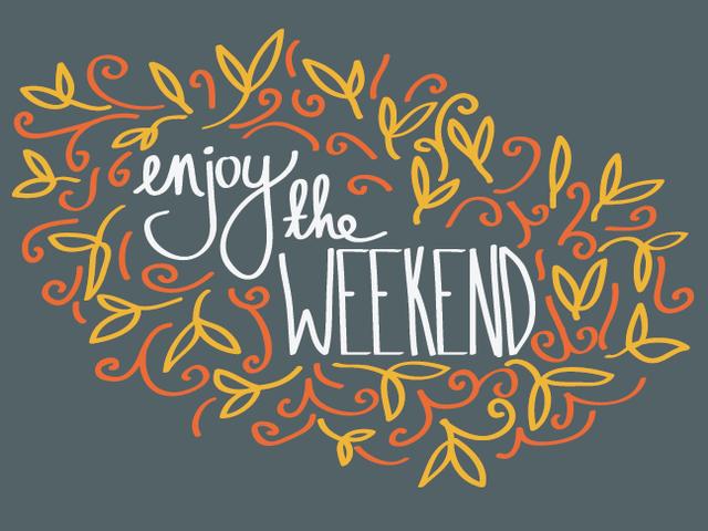 Weekend Vagenda OT