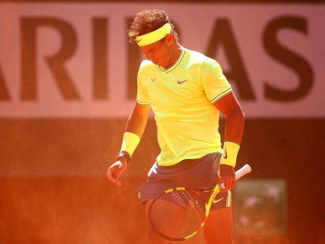 Rafael Nadal Is Tennis Jail