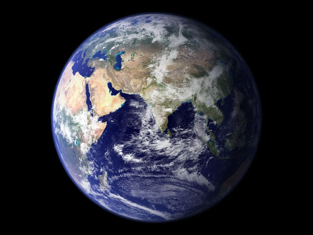Scientists: Maybe We Should Stop Ruining the Earth