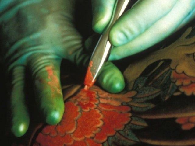 Osaka-domstolens styring bidrar til å ødelegge tatoveringer i Japan