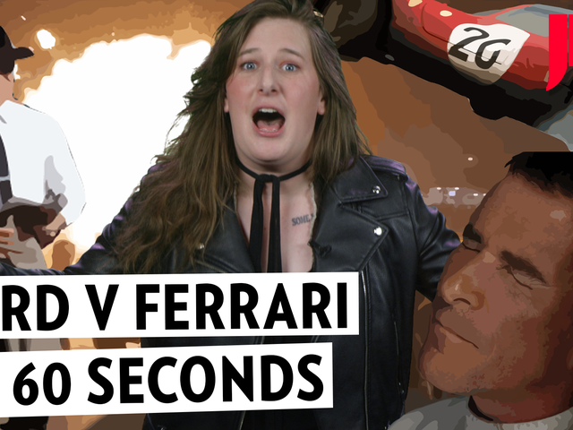 Ford v Ferrari Is the Longest Car Commercial Ever Nominated for Best Picture