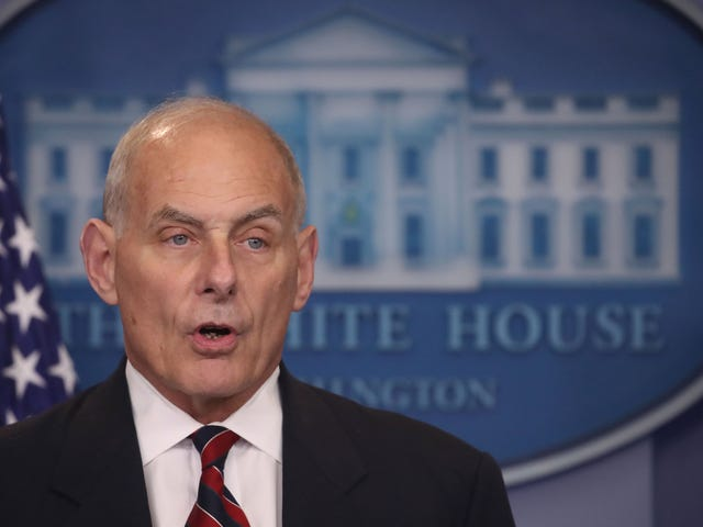 Will Gen. John Kelly Resign as White House Chief of Staff?