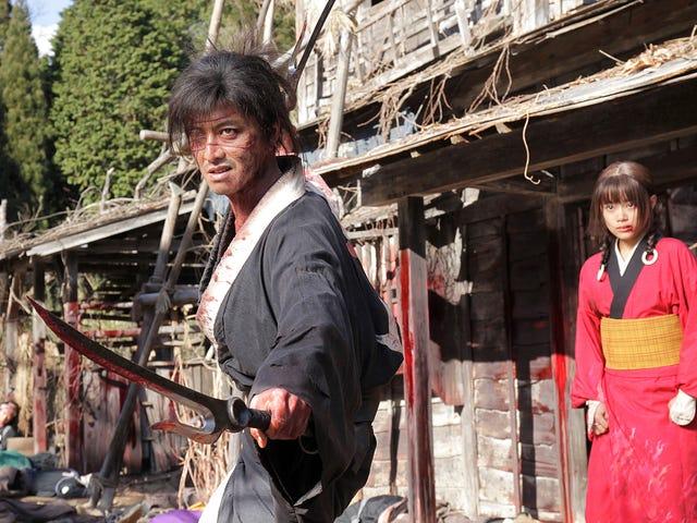不滅の監督のブレード三池崇:マンガは「多くの日本の子供のための救済」