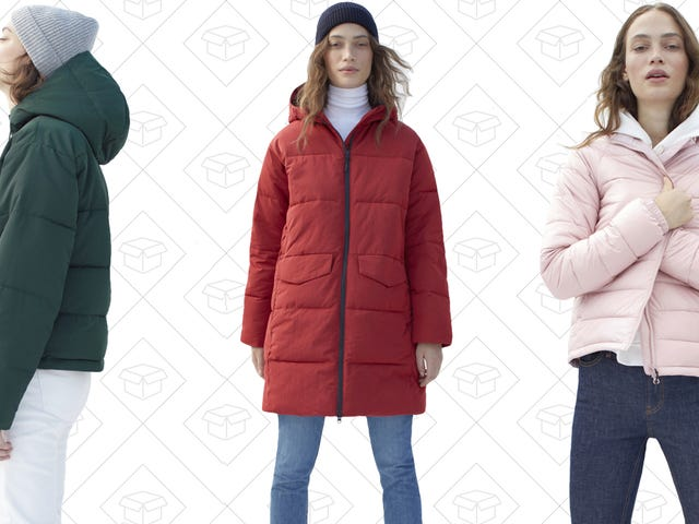 The Everlane Puffer Jacket Hits The Reset Button On Outerwear