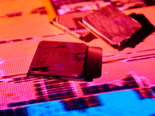 Inside AMD's Quest to Build Chips That Can Beat Intel