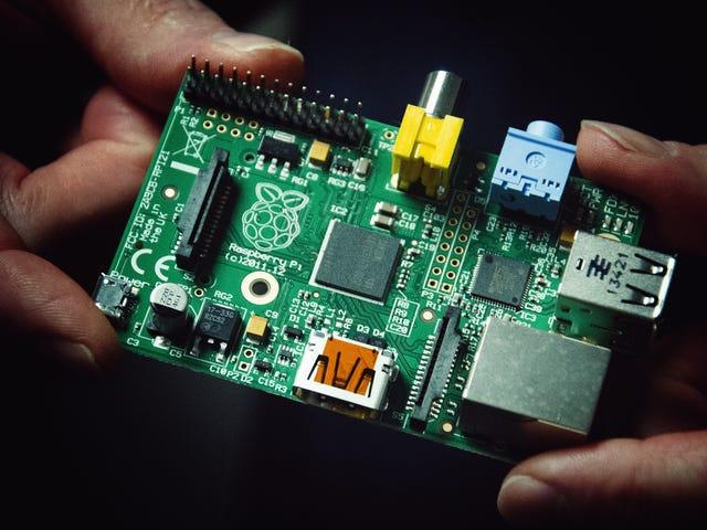 Hackean el Laboratorio de Propulsión a Reacción de la NASA por culpa de una Raspberry Pi
