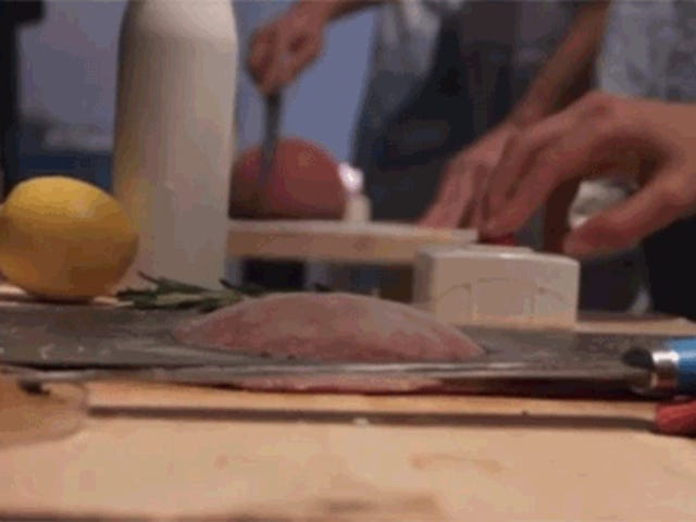 Making Hot Air Bread Balloons With An Industrial-Strength Blower