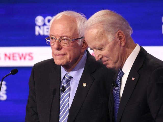 Bernie Sanders 've Joe Biden'in Ulaşım Planlarının Hala Büyük İşlere İhtiyacı Var