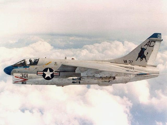"VA-37 ""Raging Bulls"": Compact Corsairs In Combat"